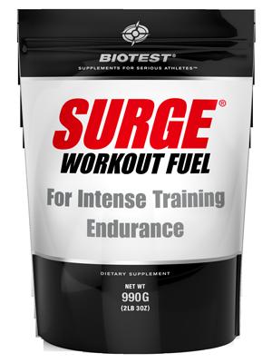Surge Workout Fuel