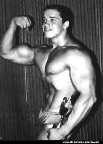Young Arnold