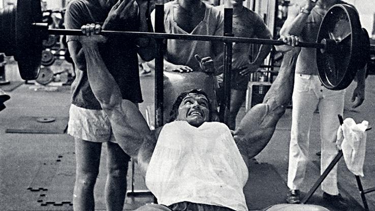 Arnold Bench