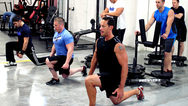 Body Weight Conditioning