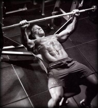 Bare-bones powerlifting