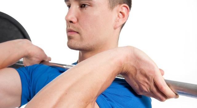 Clean grip
