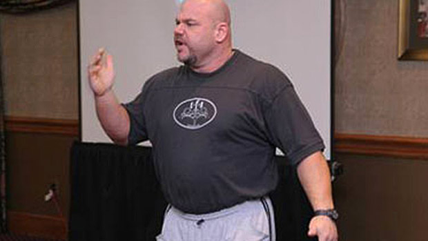 Dave Tate Teaching