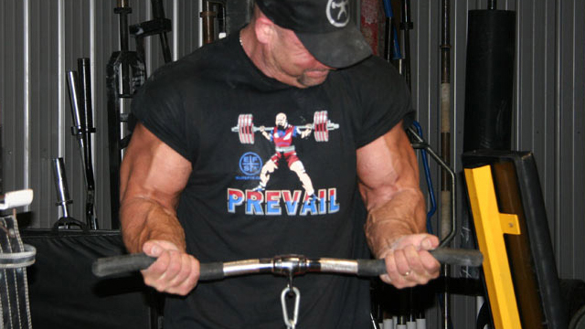 Dave Tate Training