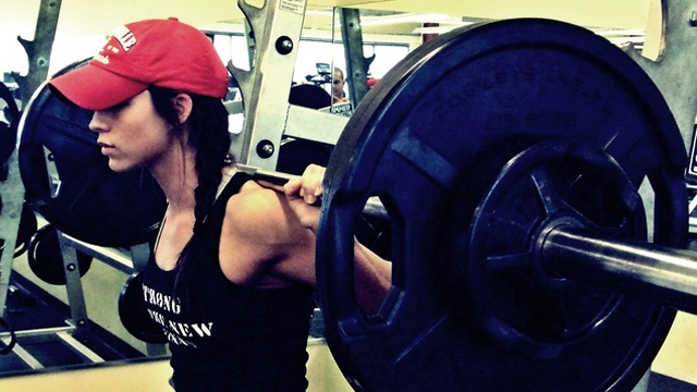 female-squat