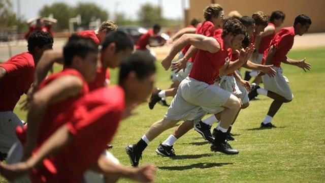 football-sprints