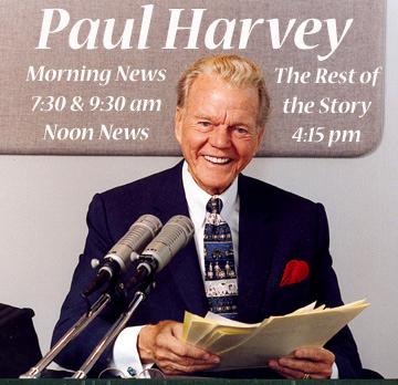 paul harvey