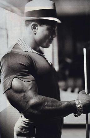 muscle ganster