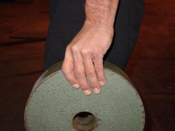 Plate Pinch Grip