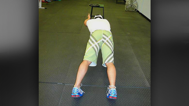 one-arm plank harder