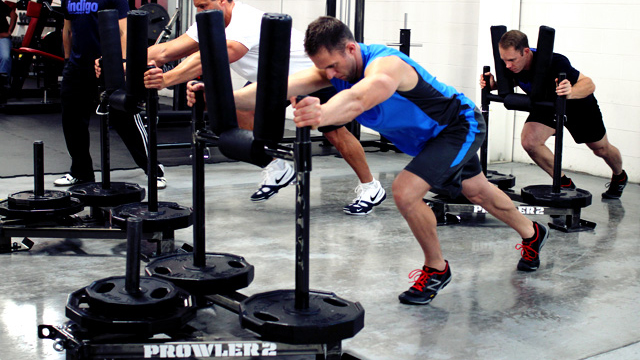 Prowler Push