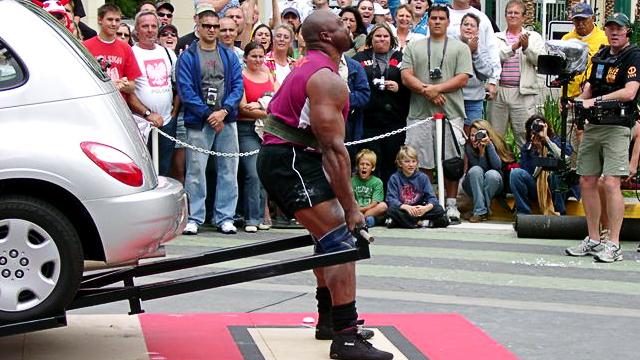 strongman car lift