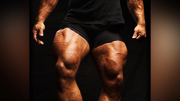 Christian Thibaudeau Legs
