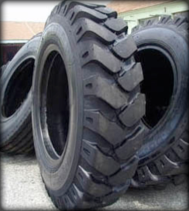 Members are reminded to please rack their tires after they're finished.