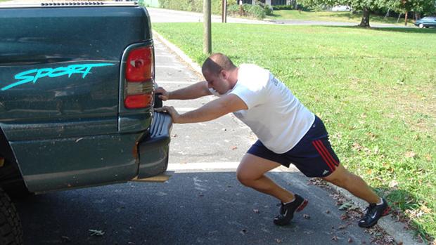 truck-push