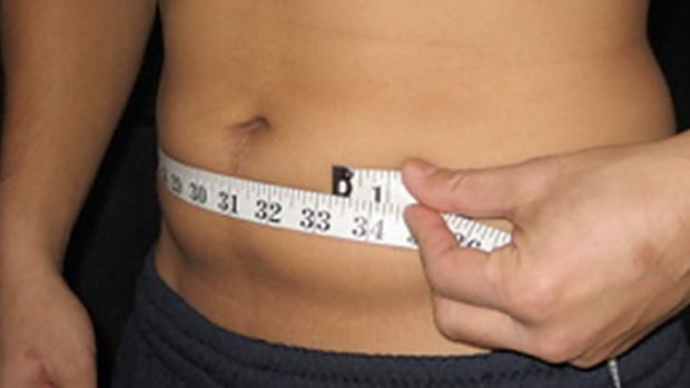 waist after
