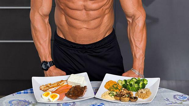 Bodybuilder Food