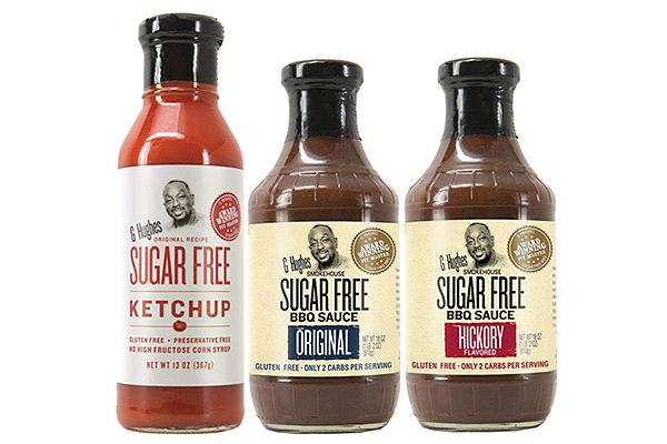 G. Hughes Sugar-Free Sauces