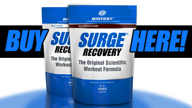 Buy Surge® Recovery Here