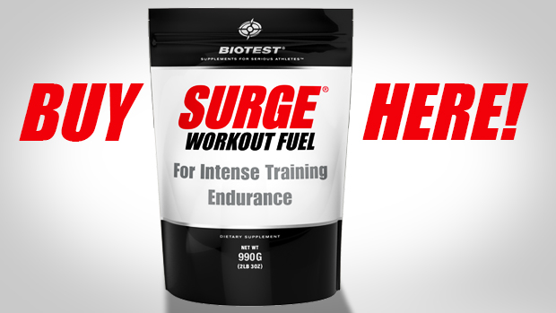 Buy Surge workout Fuel Here
