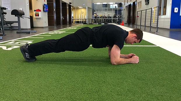 Correct Plank