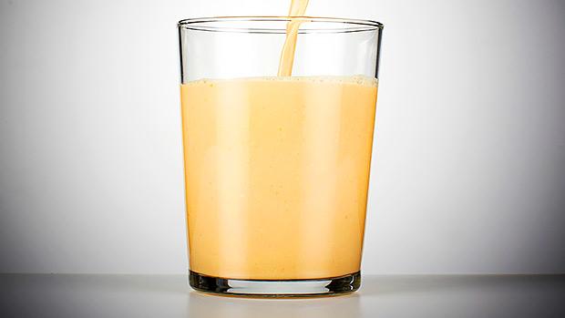 Orange Liquid