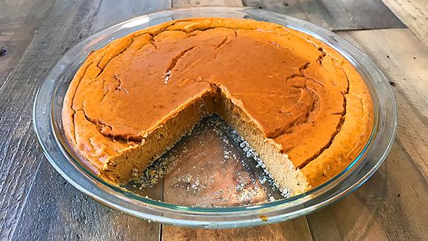 Low Carb Pie