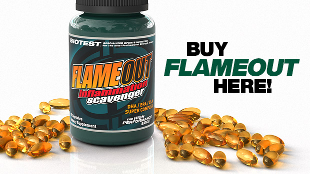 Buy Flameout Here