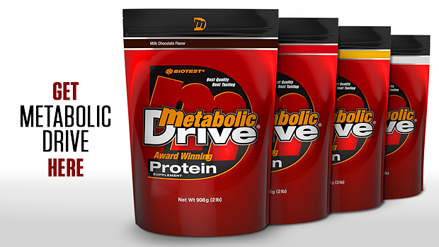 Get Metabolic Drive Here