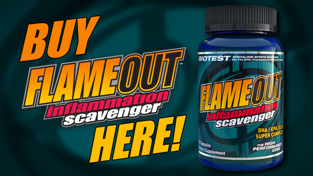 Buy Flameout® Here