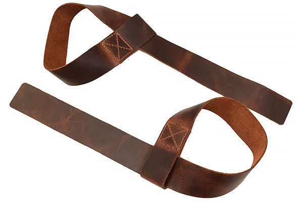Hide & Drink Leather Lifting Straps