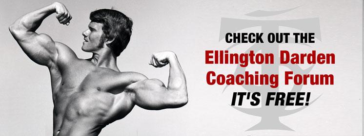 Ellington Darden Coaching Forum