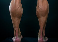 Build Calves With Your Big Toe