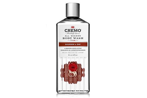 Cremo All-Season Body Wash, Bourbon & Oak