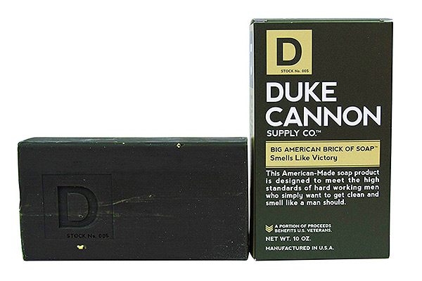 Duke Cannon Men's Body Soap