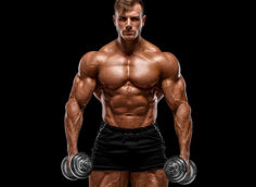 How to Really Build Tri's, Traps, Lats, and Legs