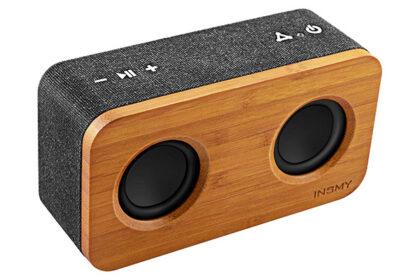 INSMY Retro Bluetooth Speaker