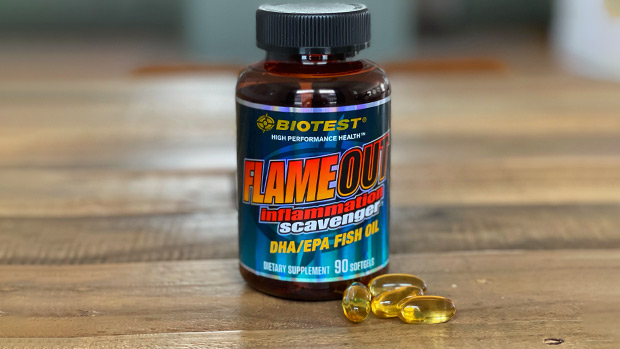 Flameout Fish Oil