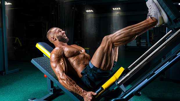 How to Double Quad Growth from Leg Machines