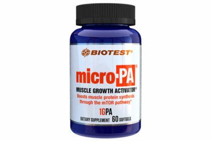 Micro-PA Phosphatidic Acid - 80 Softgels
