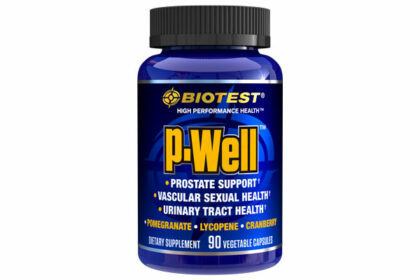 P-Well Prostate Support Formula - 90 Capsules