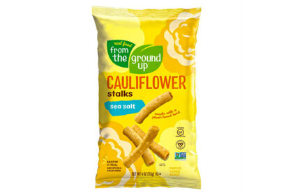 Cauliflower Stalks, Real Food From The Ground Up