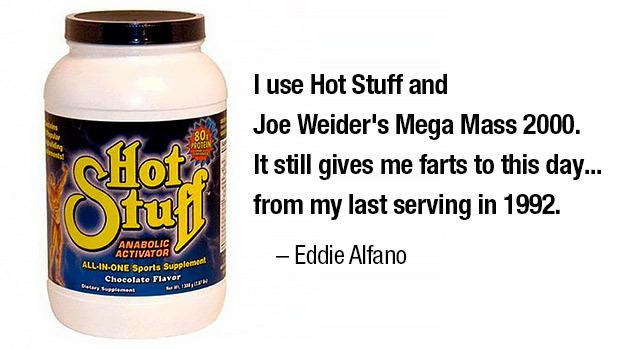 Hot Stuff Supplement