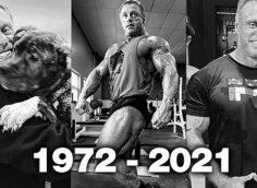 John Meadows: 1972-2021
