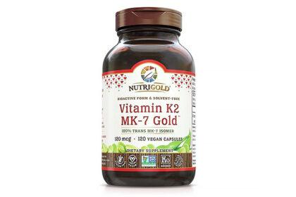 Nutrigold Vitamin K2 MK7 Supplement