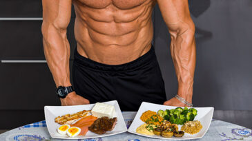 How Much to Eat For Muscle Growth